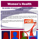 Women's Health in Scotland Report